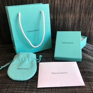 Tiffany Box, Bag, Pouch, and Envelope